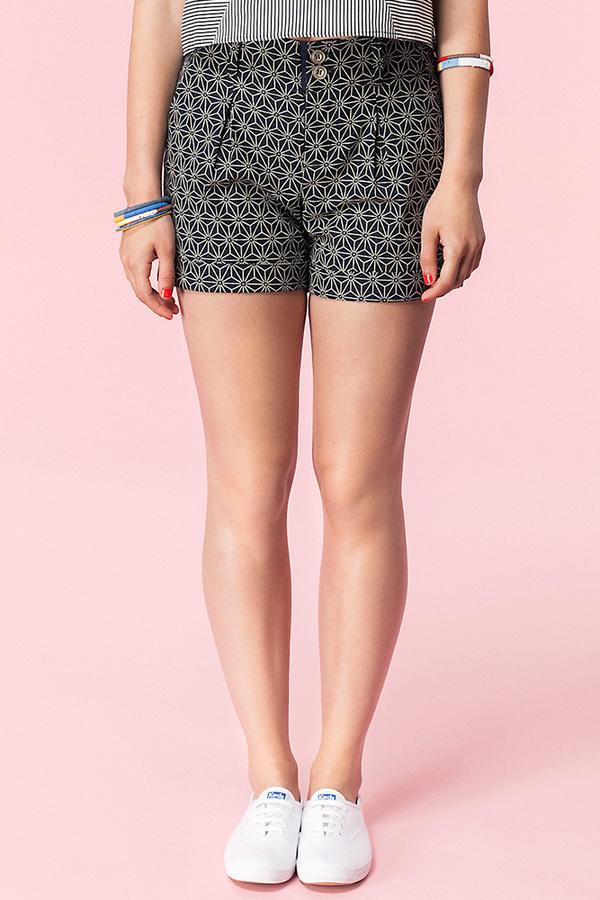 Jennifer Glasgow Glacier Shorts
