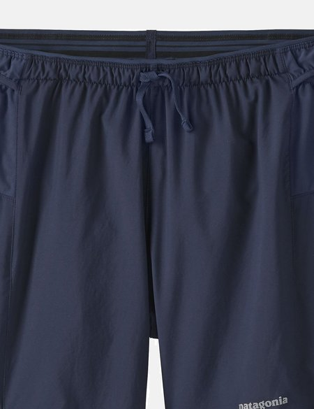 "Patagonia 5"" Strider Pro Shorts - Classic Navy Blue"