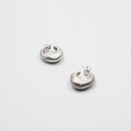 Gece Gece Noon Small Hoop Earrings