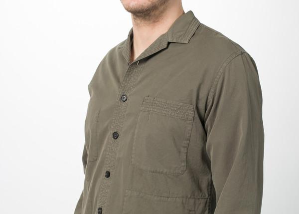 Men's Hansen Sten Overshirt