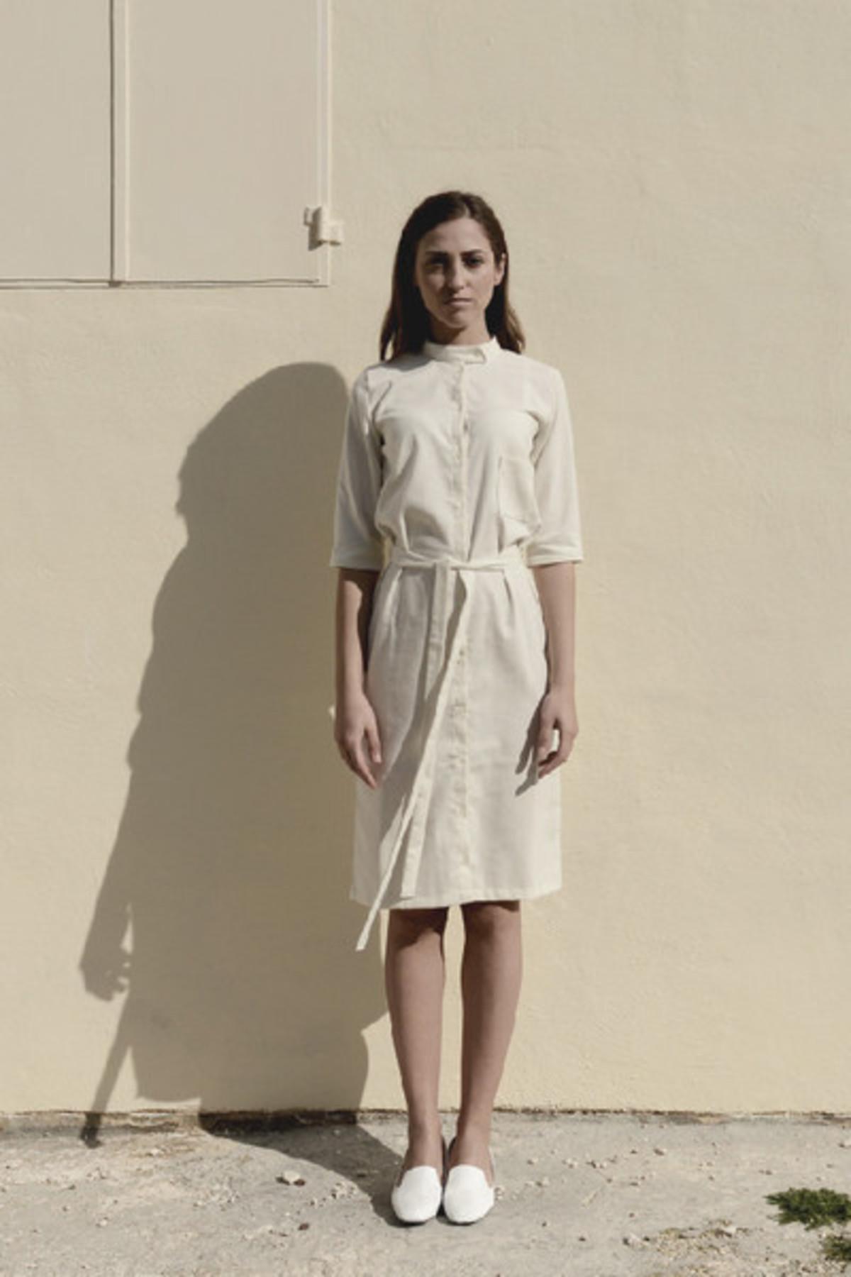 Signe Raw Silk Shirt Dress Garmentory
