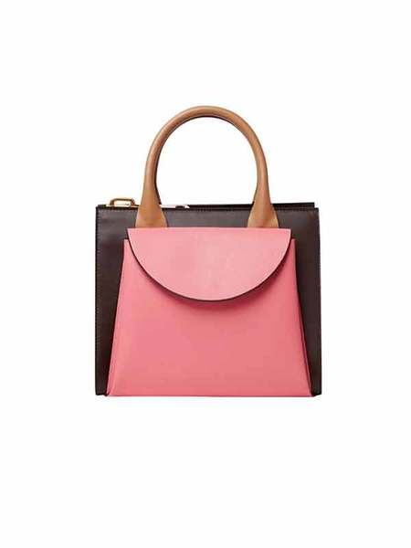 Marni LAW BAG - FUCHSIA