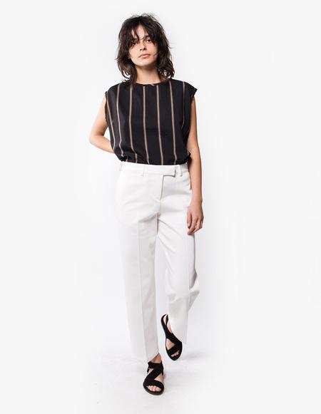 A.P.C. Pantalon Cece - WHITE