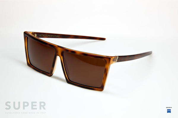Unisex RetroSuperFuture Super W Sunnies