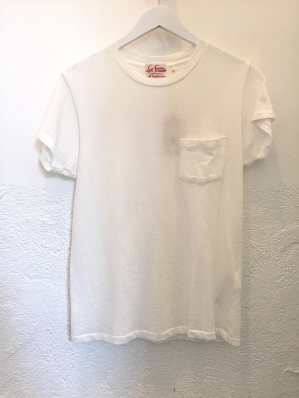 Levi's Vintage Clothing 1950's Sportswear Tee