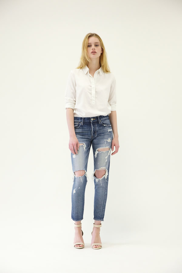 MOUSSY Monterey Tapered Jean