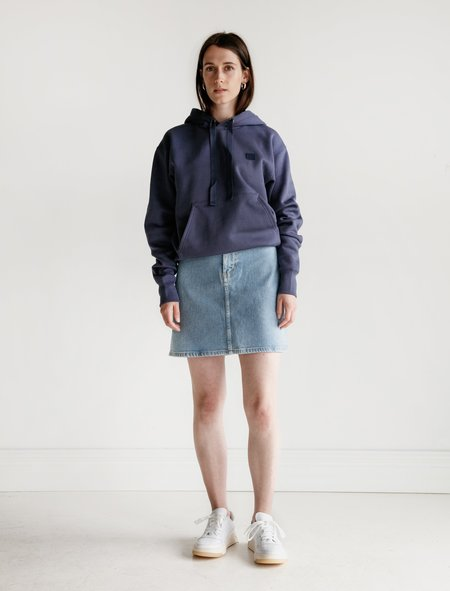 4504d80aa Eckhaus Latta Denim Skirt - True Blue ...