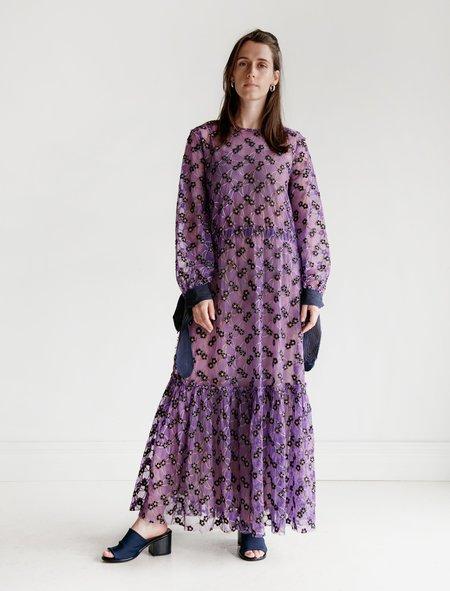 Untitled Co. Dolkar Dress - Lilac