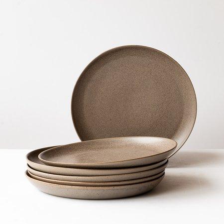 Mie Ceramics Stoneware Dinner Plate - Grey