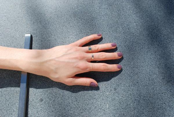 Kristen Elspeth Blade Ring