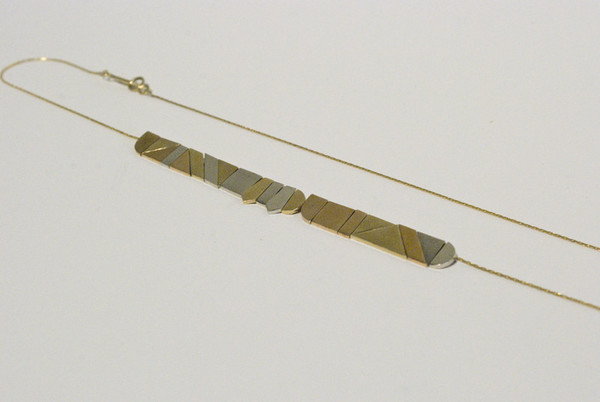 SAMMA - Semaphore Necklace