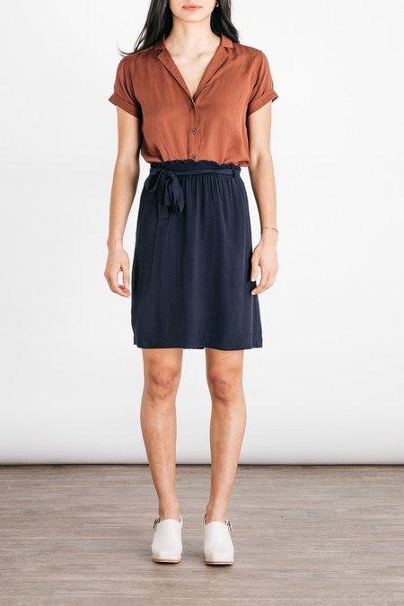 Bridge & Burn Allen Skirt - Navy