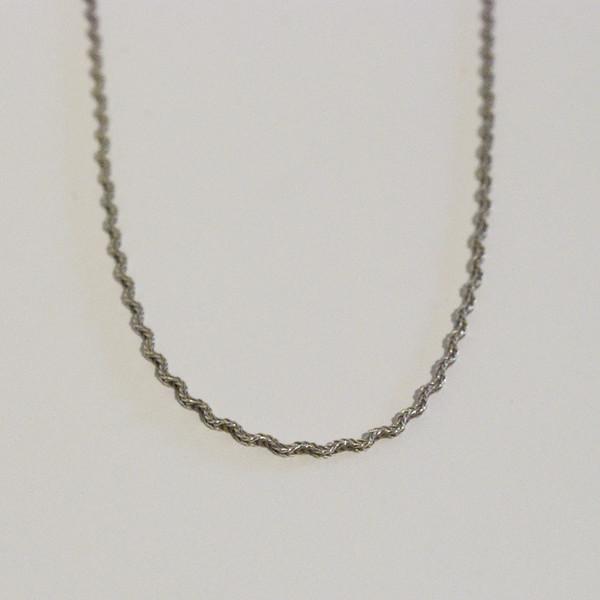 SAMMA Wavy Chain - Sterling Silver