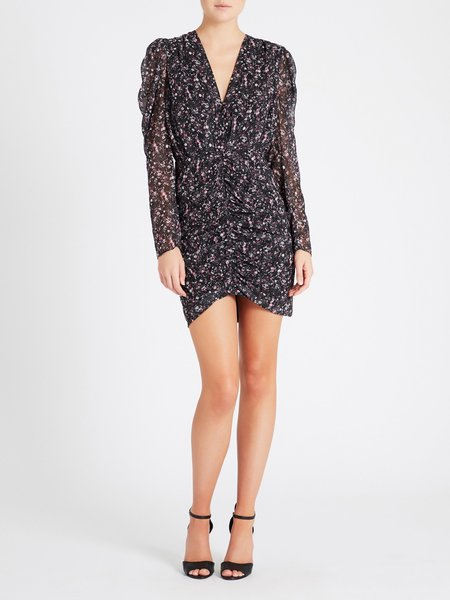 Camilla and Marc Peyton Mini Dress - Vesta Print