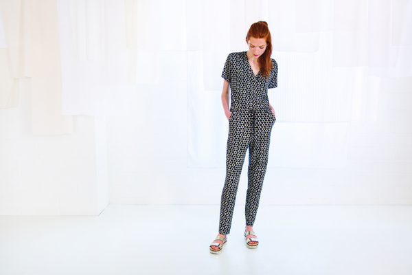 Dagg and Stacey Knox Jumpsuit
