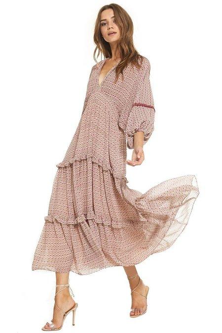 Misa Stefanya Dress - pink