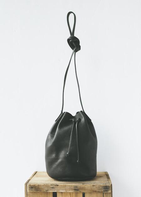 Baggu - Drawstring Purse in Black