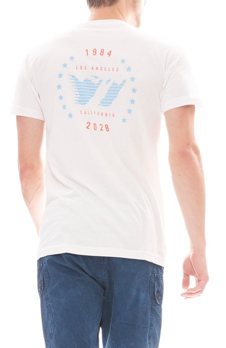FREEDOM ARTISTS 1984 T-Shirt - Vintage white