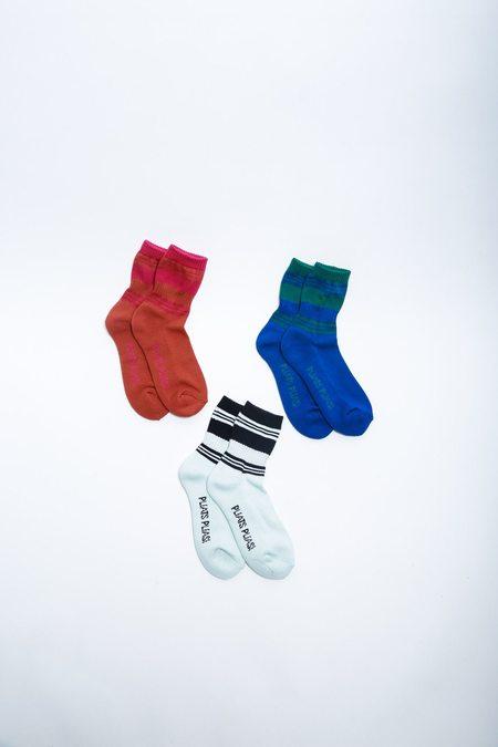 Issey Miyake Colorful Tube Socks