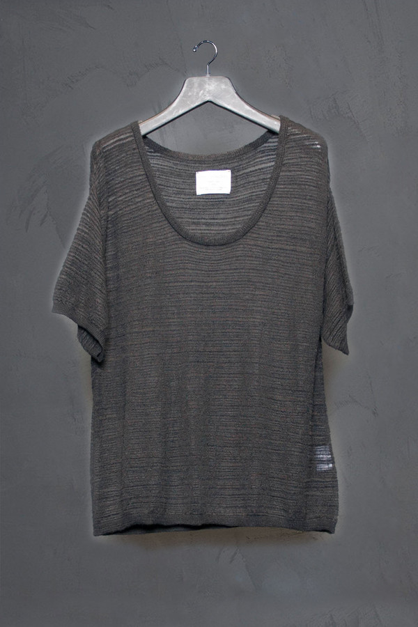 Fine Collection Sheer Tee