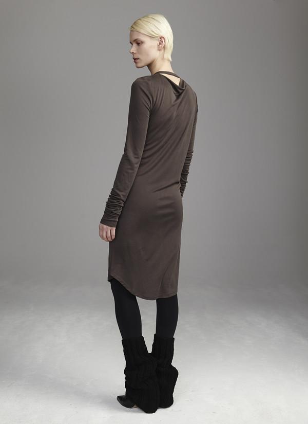 Long Sleeve Tee Dress