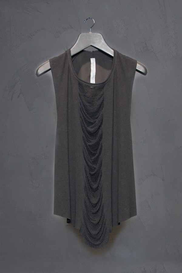 Raquel Allegra Shred Tank