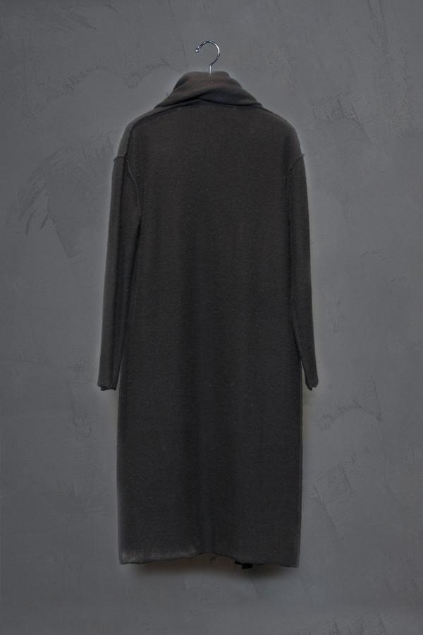 Scarf Sweater Cardigan