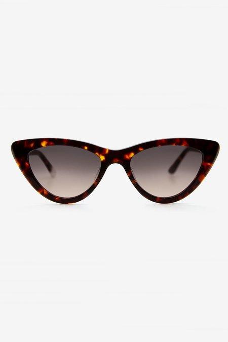 Pala Eyewear Meria Sunglasses Dark - Tortoiseshell