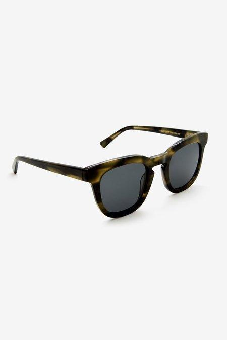 Unisex Pala Eyewear Pendo Sunglasses - Olive
