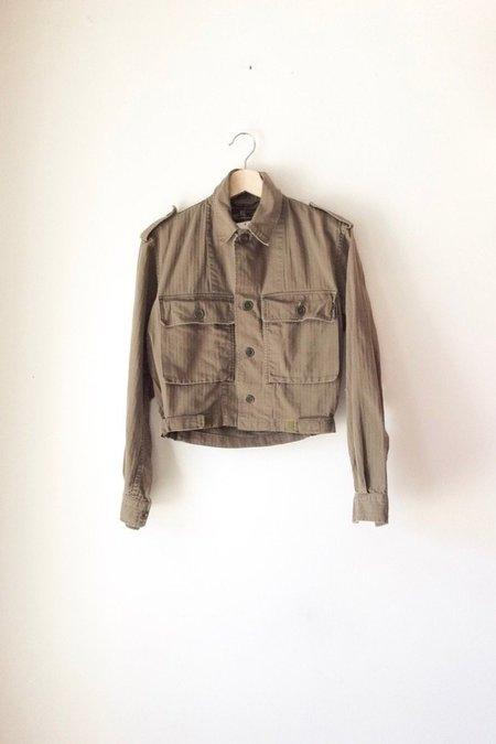 Prism Boutique Vintage Army Jacket - 3