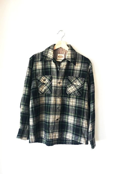 Prism Boutique Vintage Big Bear Flannel