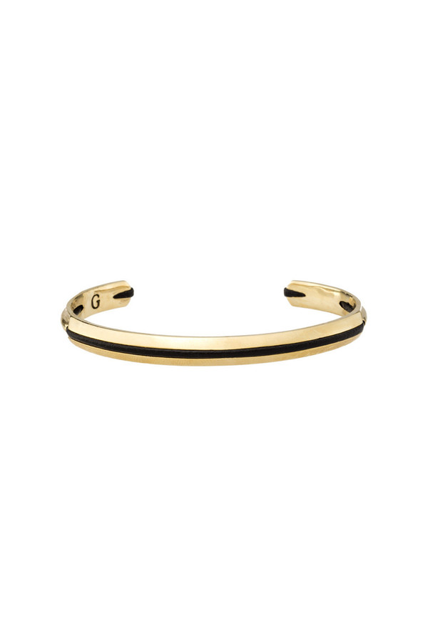 Gamin Brass Birague Cuff