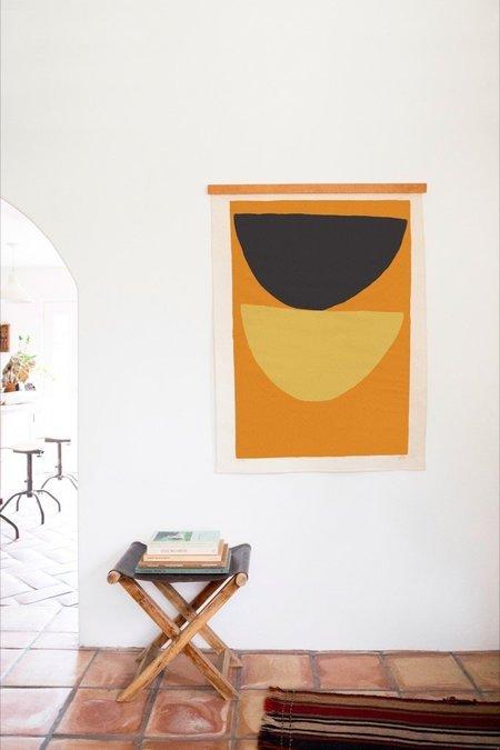 Upton Amberson Canvas Print - Clementine