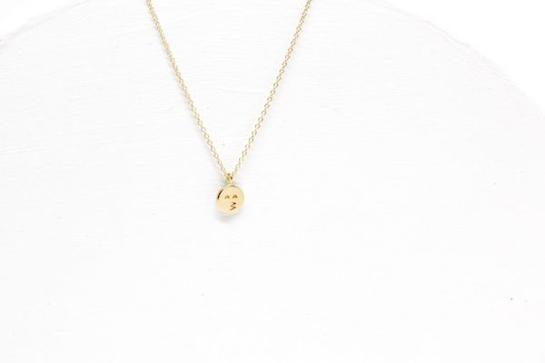Winden Kissing Necklace