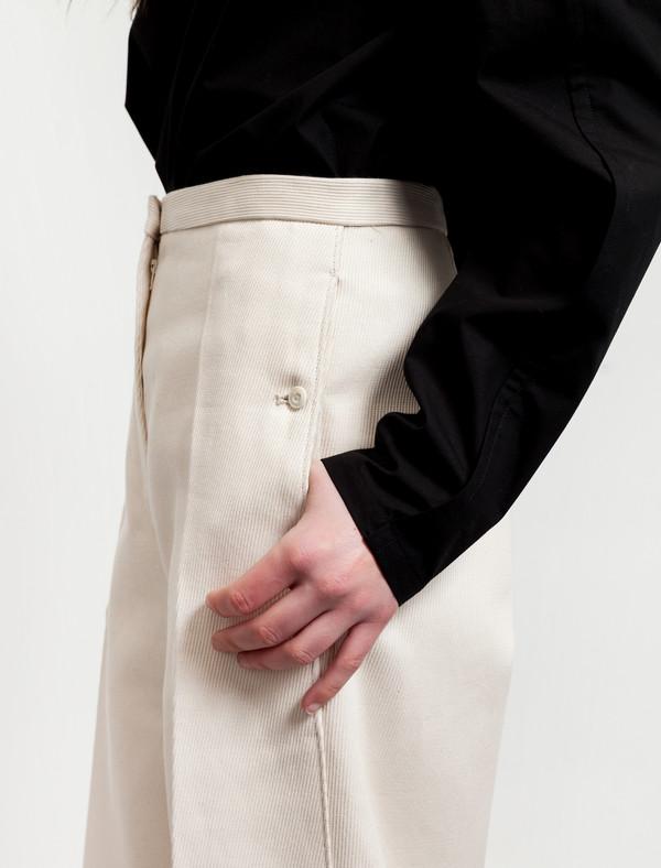 Lemaire Large Pants Bicolor