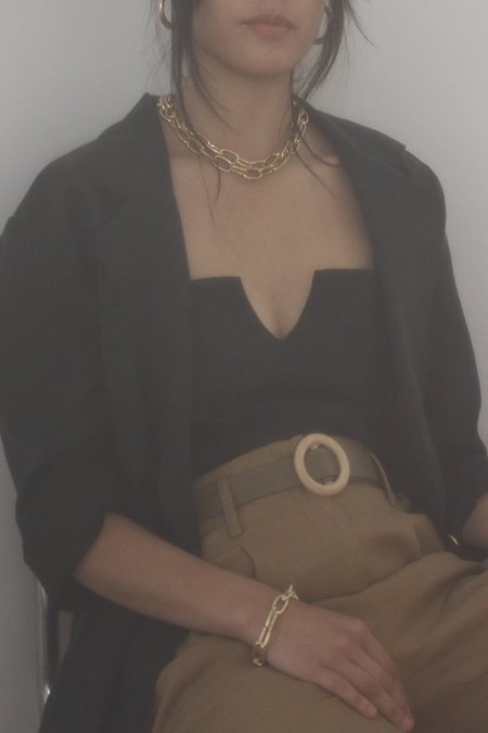 Young Frankk CLASSIC CHAIN - Gold