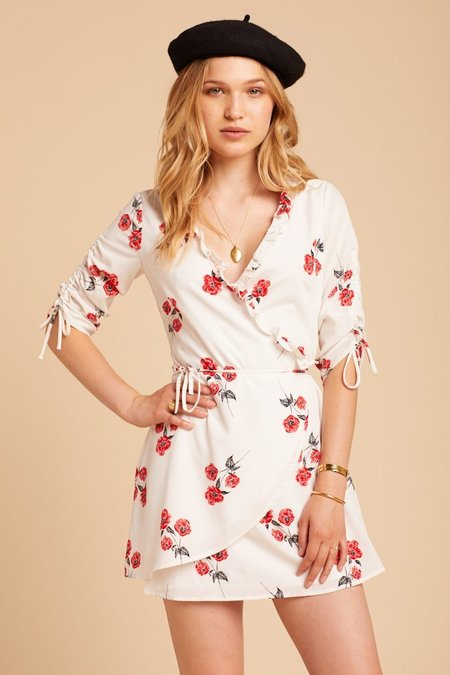 Amuse Society Simply Irresistible Dress - floral