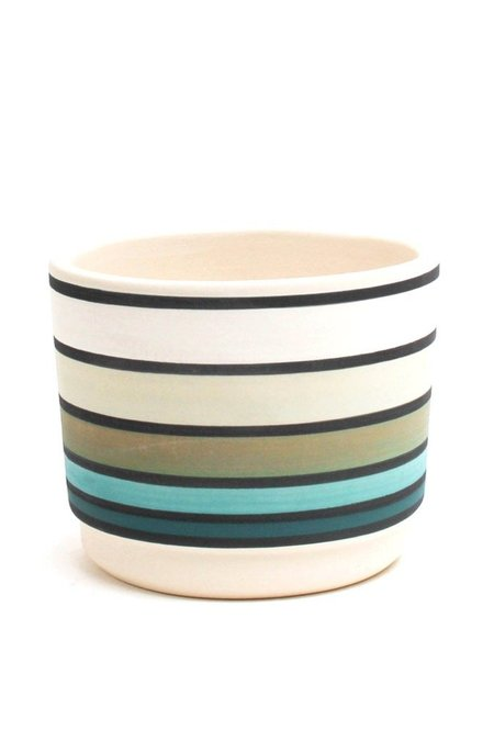 Claystreet Small Planter - Winter Pacific