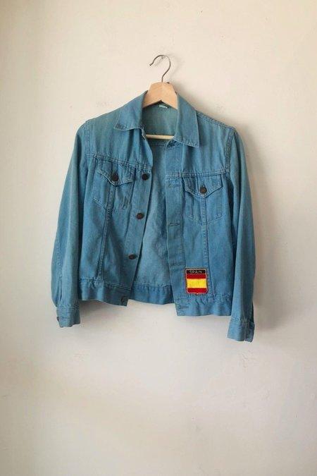 Prism Boutique Vintage Spain Traveller Jacket