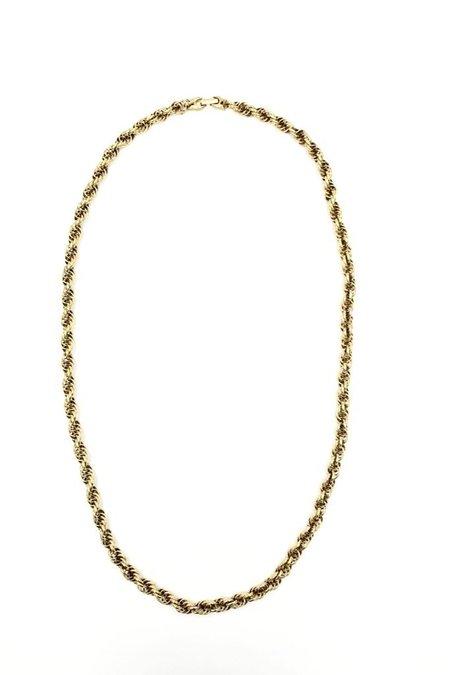 Prism Boutique Vintage Tampa Chain Belt - Gold