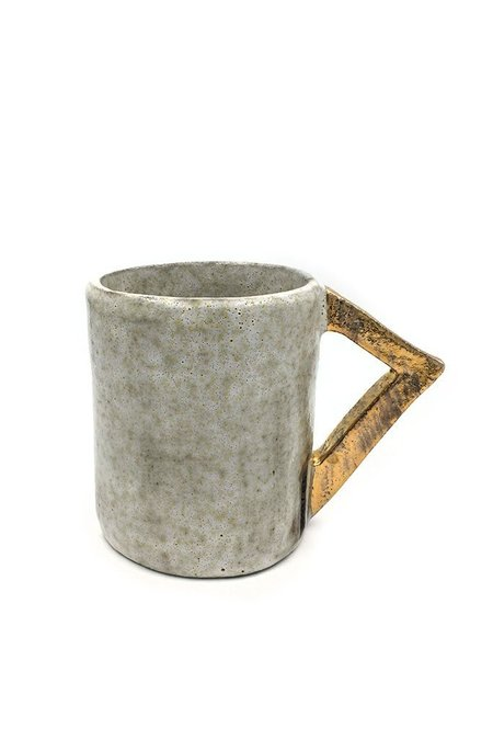 LUX / EROS Angle Mug - Golden Snow
