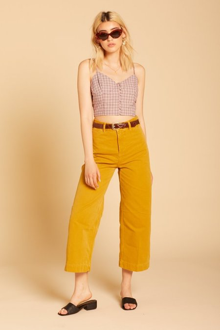 Free People Patti Pant - Graham Cracker