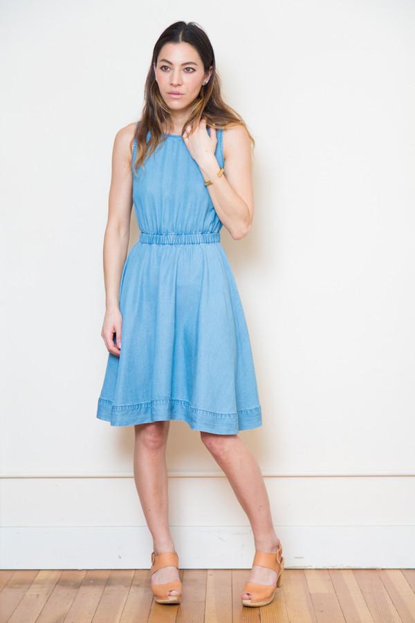 bytimo chambray dress