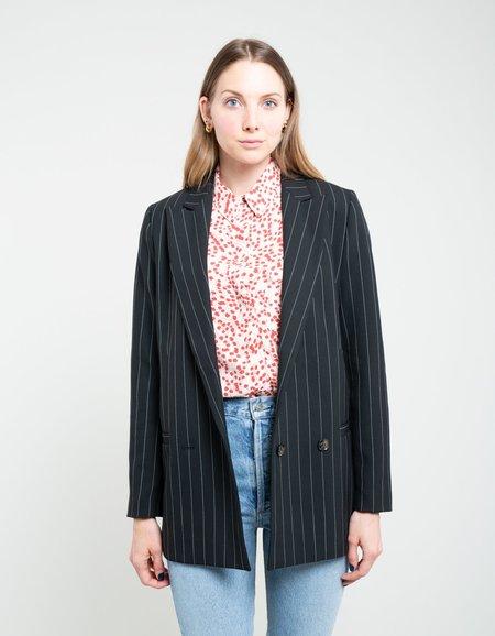 Ganni Suiting Blazer - Black