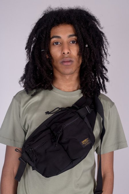 CARHARTT WIP Military Hip Bag - Black