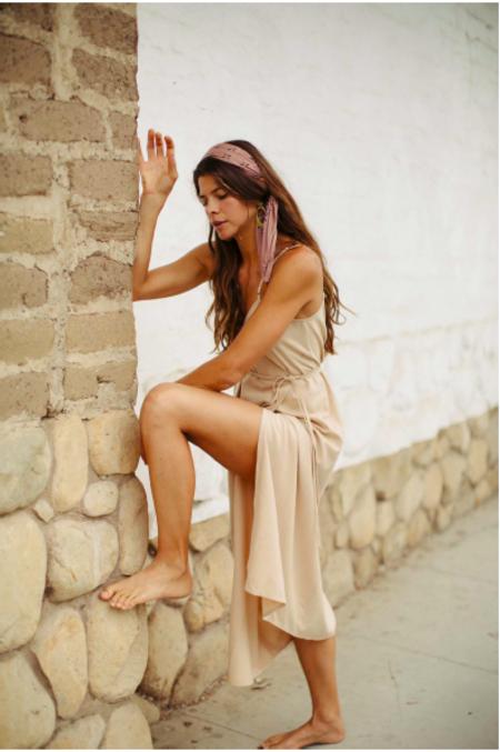 Ozma Palma wrap dress