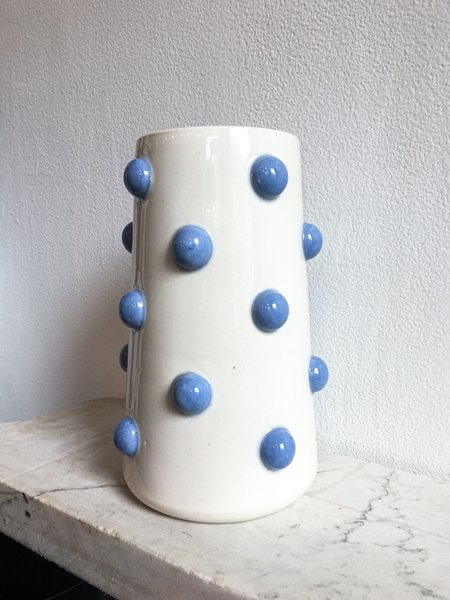 DA Ceramics Tapered Bouffon Vase