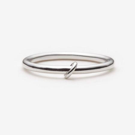 PILAR AGUECI CERES RING - STERLING SILVER