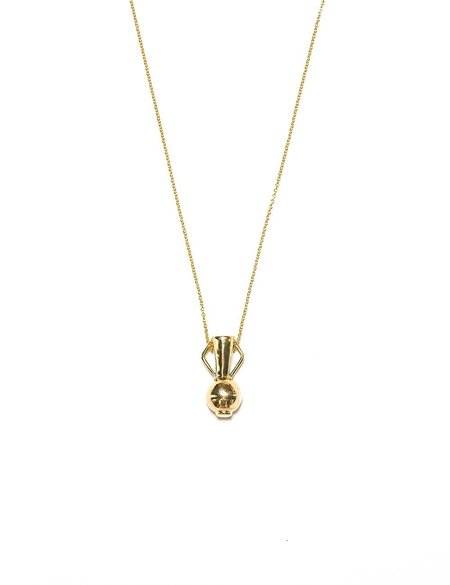 I Like It Here Club Fountain of Youth Necklace - gold plated