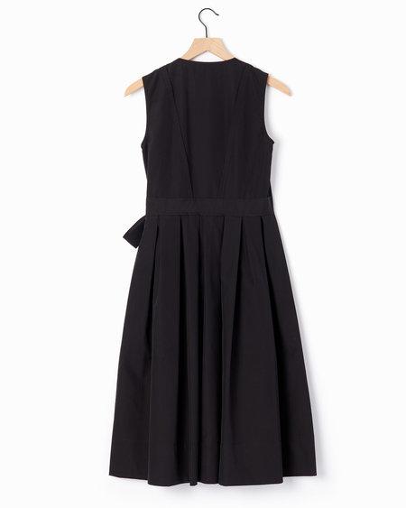 Marni Wrap Dress - Black